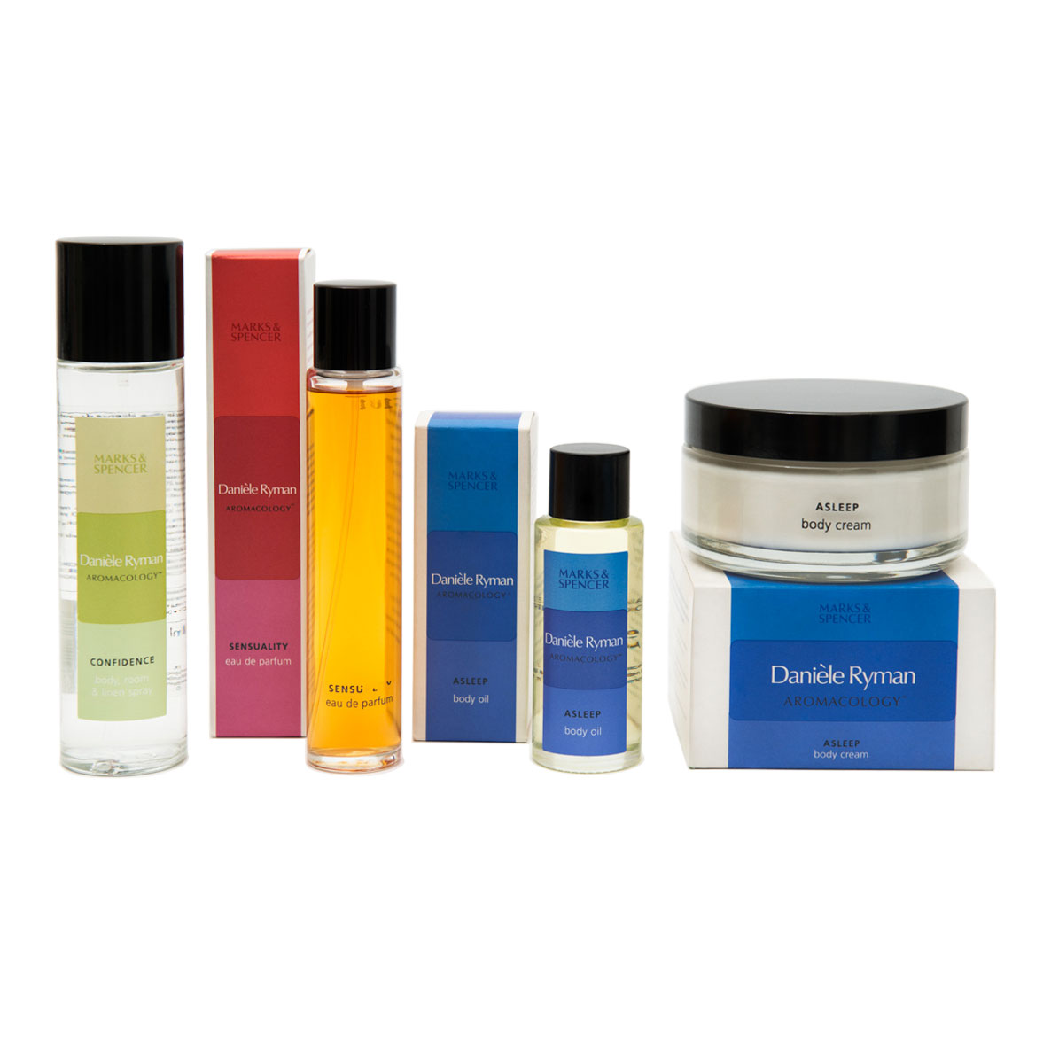 Daniele Ryman Marks Spencer Products
